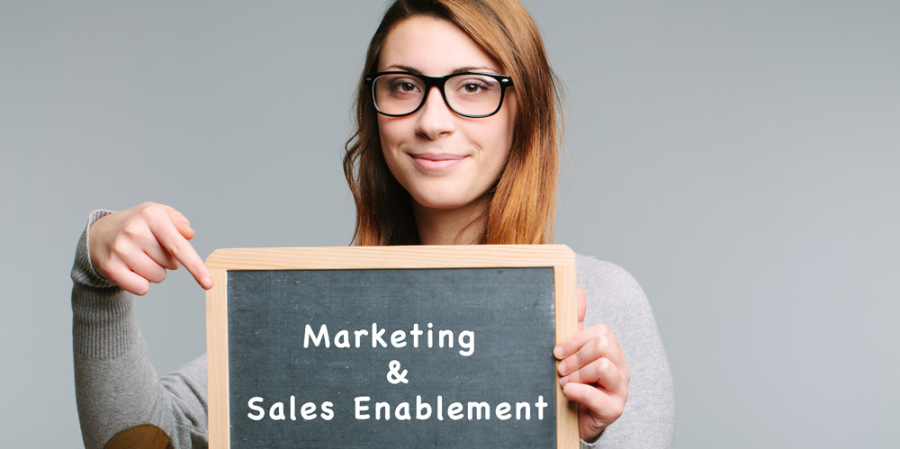 What Marketers Need to Know about Sales Enablement