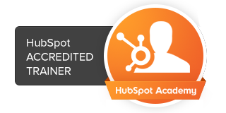 HubSpot Accredited Trainer